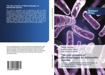 The lytic property of Bacteriophages on Salmonella species, Donna Tige Bala, Sabo Ezemuel Yakubu, Isah Obansa Abdullahi