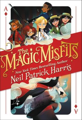 The Magic Misfits, Neil P. Harris