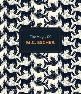 The Magic of M. C.Escher, J. L. Locher, W. F. Veldhuysen
