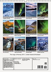 The magic of Norway 2019 - Lofoten Islands & Nordland (Wall Calendar 2019 DIN A3 Portrait) - Produktdetailbild 13