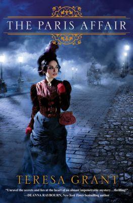 The Malcolm & Suzanne Mysteries: The Paris Affair, Teresa Grant