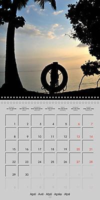 The Maldives - Vilamendhoo Island (Wall Calendar 2019 300 × 300 mm Square) - Produktdetailbild 4