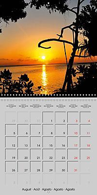 The Maldives - Vilamendhoo Island (Wall Calendar 2019 300 × 300 mm Square) - Produktdetailbild 8