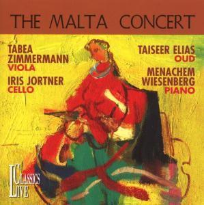 The Malta Concert, Zimmermann, Elias, Jortner, Wiesenberg