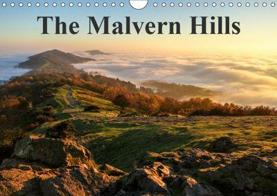 The Malvern Hills (Wall Calendar 2019 DIN A4 Landscape), Copyright: Richard Sheppard