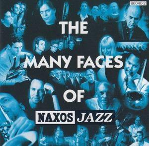 The Many Faces Of Naxos Jazz, Diverse Interpreten