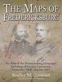 The Maps of Fredericksburg, Bradley Gottfried