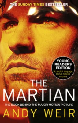 The Martian, Andy Weir