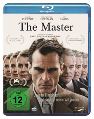 The Master, Paul Thomas Anderson