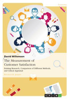 The Measurement of Customer Satisfaction, David Willemsen