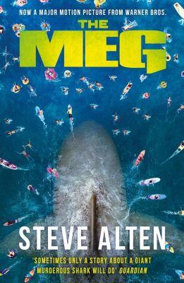 The Meg, Steve Alten