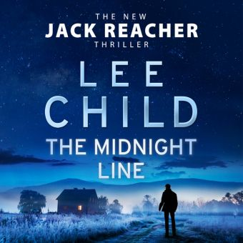 The Midnight Line, 10 Audio-CD, Lee Child
