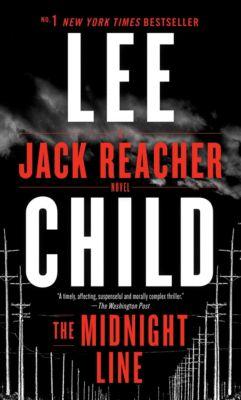 The Midnight Line, Lee Child