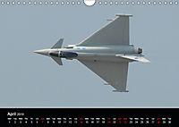 The Mighty Eurofighter Typhoon (Wall Calendar 2019 DIN A4 Landscape) - Produktdetailbild 4