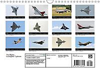 The Mighty Eurofighter Typhoon (Wall Calendar 2019 DIN A4 Landscape) - Produktdetailbild 13