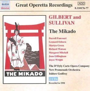 The Mikado, Godfrey, Fancourt, Osborn