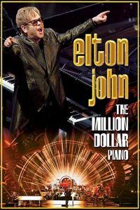 The Million Dollar Piano (Dvd), Elton John