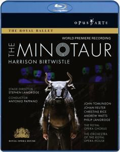 The Minotaur, Pappano