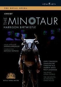 The Minotaur, Pappano, Tomlinson, Reuter
