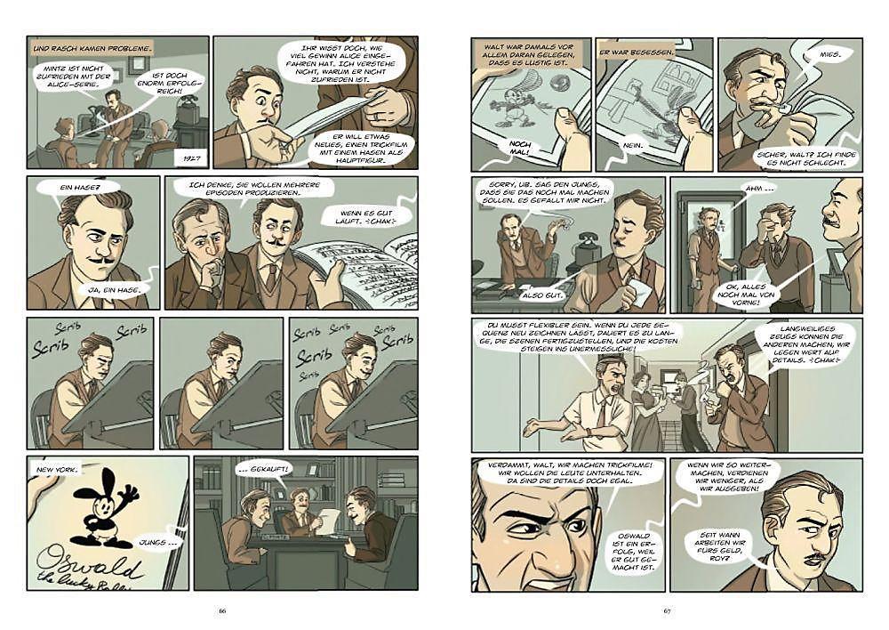 The Moneyman Die Geschichte Von Roy Und Walt Disney Buch
