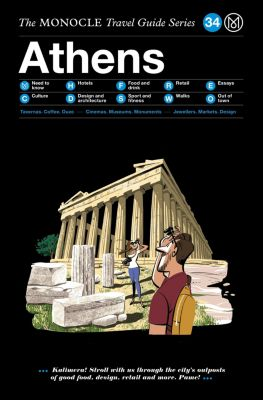 The Monocle Travel Guide to Athens, Monocle