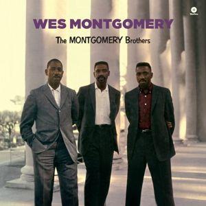 The Montgomery Brothers+1 Bonus Track (Ltd. (Vinyl), Wes Montgomery