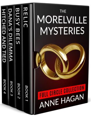 The Morelville Mysteries Full Circle Collection Boxed Set, Anne Hagan