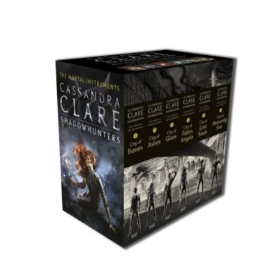 The Mortal Instruments 1-6 Slipcase, Cassandra Clare
