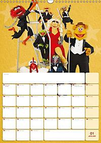 The Muppets (Wandkalender 2018 DIN A3 hoch) - Produktdetailbild 1