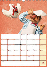The Muppets (Wandkalender 2018 DIN A3 hoch) - Produktdetailbild 3