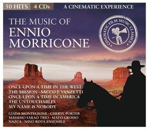 The Music Of Ennio Morricone, Diverse Interpreten
