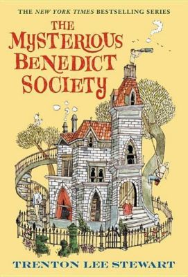 The Mysterious Benedict Society, Trenton Lee Stewart