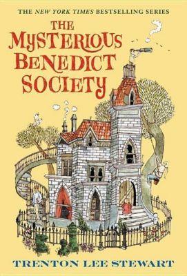 The Mysterious Benedict Society, Trenton Lee Stewart