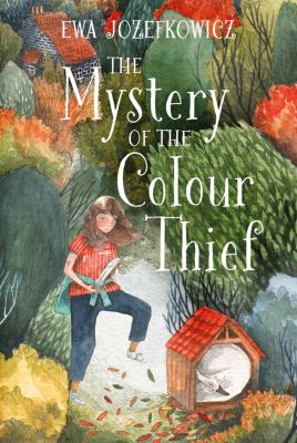 The Mystery of the Colour Thief, Ewa Jozefkowicz