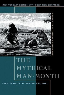 The Mythical Man-Month, Frederick P. Brooks