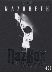 The Naz Box (4cd), Nazareth