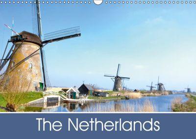 The Netherlands (Wall Calendar 2019 DIN A3 Landscape), Joana Kruse
