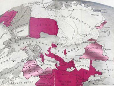 The New Europe 1933-1945, Carl Wege