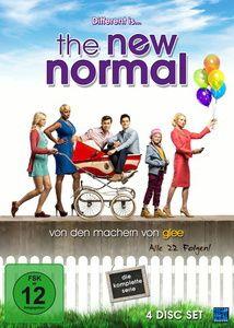 The New Normal - Die komplette Serie, N, A