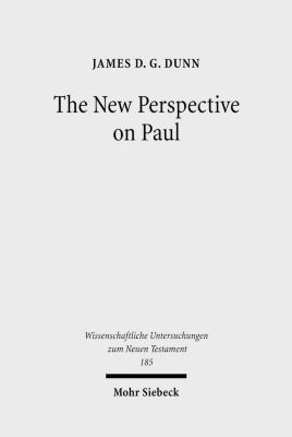 the new perspective on paul collected essays On paul: essays on his life, work and influence in the early church t&t clark, 2003  the new perspective on paul: collected essays mohr siebeck, 2005 review by kathy ehrensperger, review of biblical literature, 2005 freed, edwin d, the apostle paul and his letters equinox, 2005.