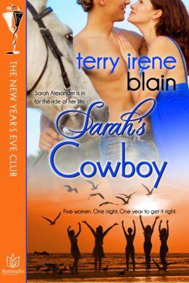 The New Year's Eve Club: Sarah's Cowboy, Terry Blain