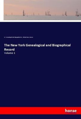 The New York Genealogical and Biographical Record, N.Y. Genealogical and Biographical Soc., Richard Henry Greene
