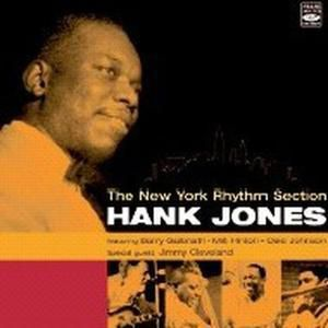 The New York Rhythm Section, Hank Jones