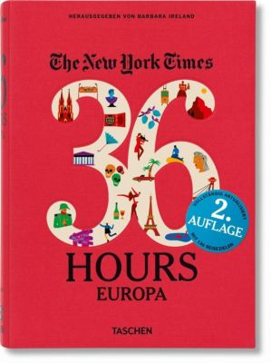 The New York Times. 36 Hours. Europa, Barbara Ireland