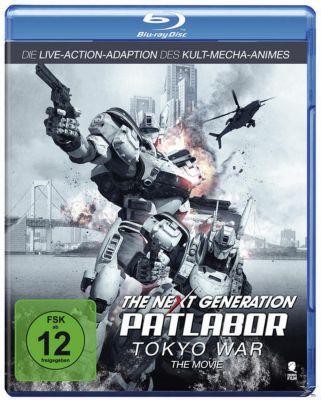 The Next Generation: Patlabor - Tokyo War, Mamoru Oshii, Kazunori Itô