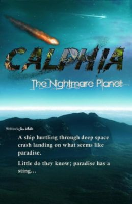 The Nightmare Planet, Jon White