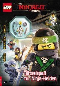 The Ninjago Movie - Rätselspaß für Ninja-Helden
