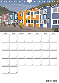 The North Sea / Travel Impressions (Wall Calendar 2019 DIN A4 Portrait) - Produktdetailbild 4