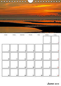 The North Sea / Travel Impressions (Wall Calendar 2019 DIN A4 Portrait) - Produktdetailbild 6
