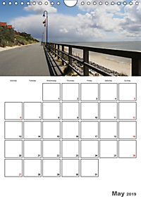 The North Sea / Travel Impressions (Wall Calendar 2019 DIN A4 Portrait) - Produktdetailbild 5